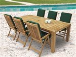 Royal Teak COMF96 96 in. Comfort Table