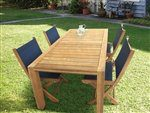 Royal Teak COMF63 63 in. Comfort Table