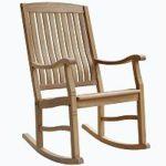 Teak Rocking Chair Outdoor or indoor