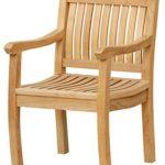 Jakarta Teak Arm Chair
